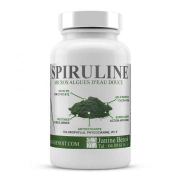 Spiruline - Immunité / Apport en fer