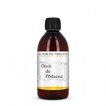 Elixir de Miliana - Dépuratif naturel 25 plantes