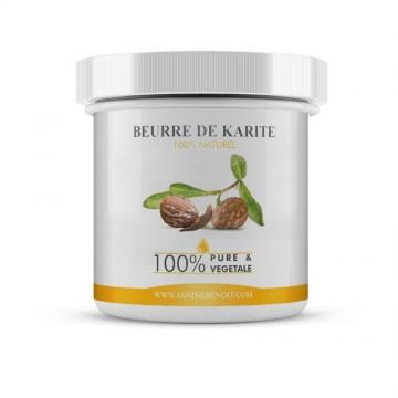 Beurre de karité et coco - Nourrissant