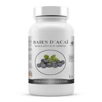 Acai - Complément alimentaire - Antioxydant