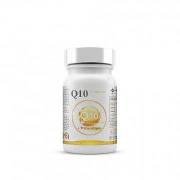 Q10 +Vitamines - CoEnzyme indispensable