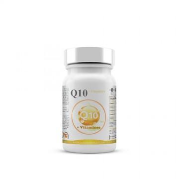 Q10 +Vitamines - CoEnzyme indispensable