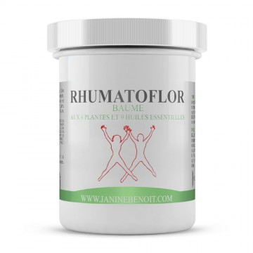 Rhumatoflor Baume - Confort articulaire / Musculaire