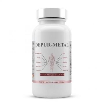 DépurMétal - Elimination des métaux lourds