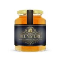Miel de fleurs d'oranger et de propolis 250 gr - Immunité