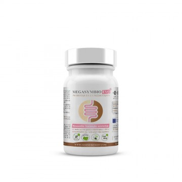 MégaSymbio Évo+ - Prébiotiques & Probiotiques
