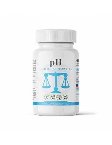 pH - Équilibre Acido Basique - Vue de face
