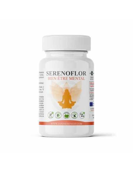 Serenoflor - Complément alimentaire naturel - sérénité, relaxation, zenitude, dépression