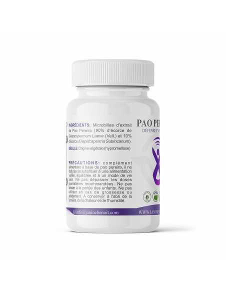 Pao Pereira - Complément alimentaire naturel - Cellules cancéreuses
