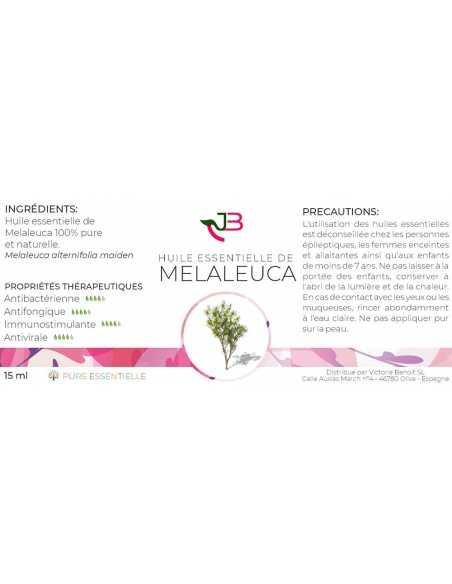 Huile Essentielle Melaleuca