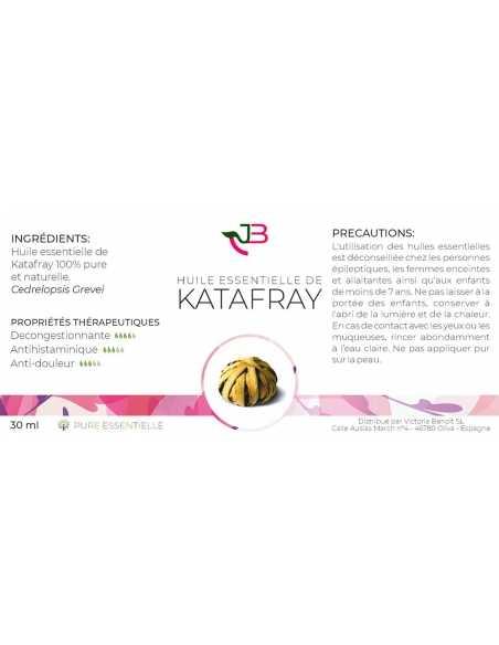 Huile Essentielle Katafray