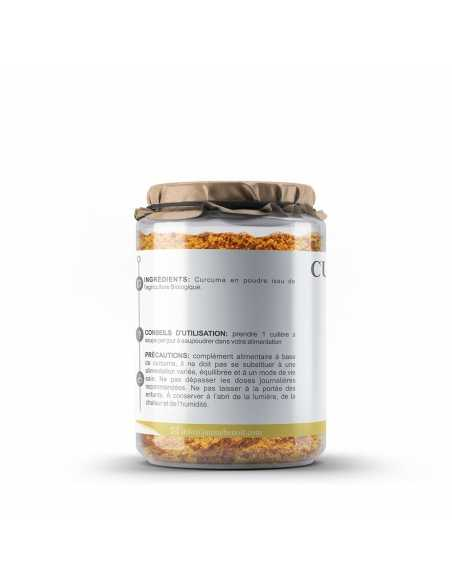 Curcuma - antioxydant