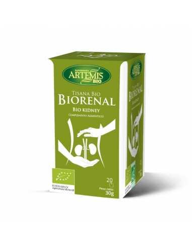 Tisane Biorenal-T en sachet - Dépuratif rénal