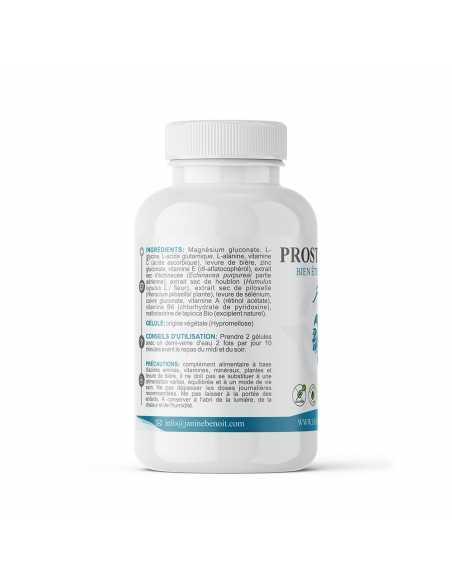 Prostasana - Complément alimentaire naturel pour la Prostate