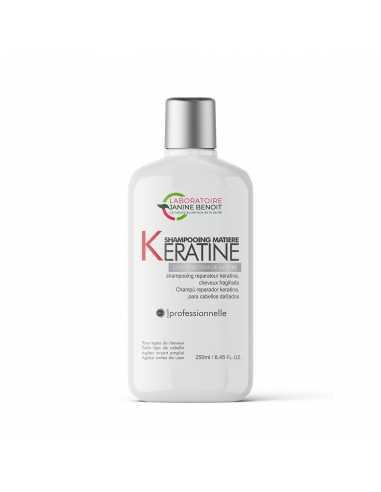 Keratine Shampooing - Constructeur de matière