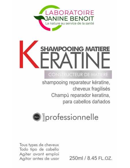 Pack Kératine - Shampooing + Masque