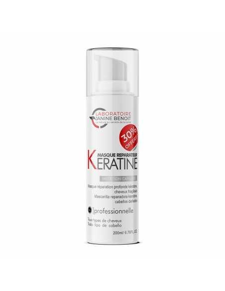 Gamme complète Keratine - Soins naturels intensifs anti-chute cheveux