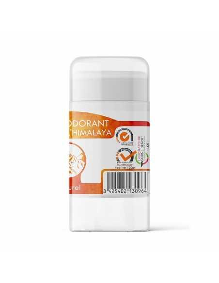 Deodorant au sel de l'Himalaya 100% naturel