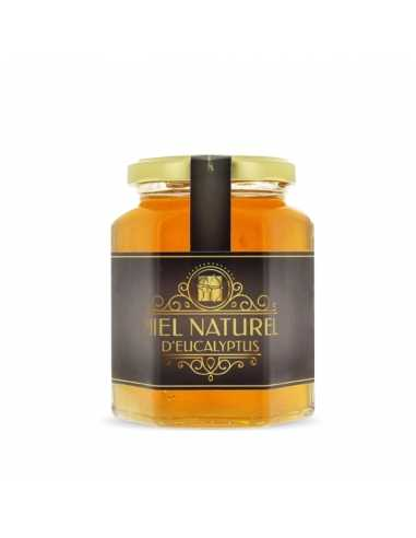 Miel naturel - bio d'eucalyptus