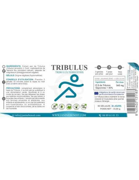 Tribulus - Complément alimentaire - Troubles hormonaux