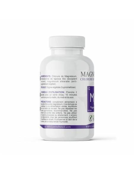 Magneflor - Complément alimentaire à base de chlorure de magnésium