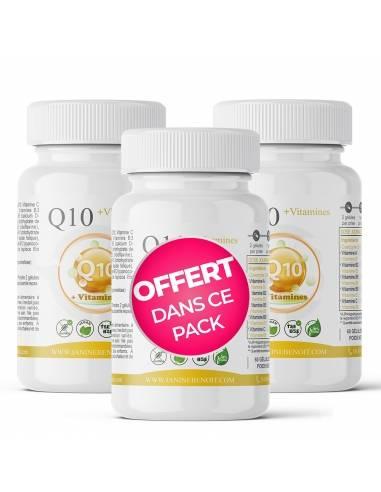 2+1 offert Q10 +Vitamines - CoEnzyme...