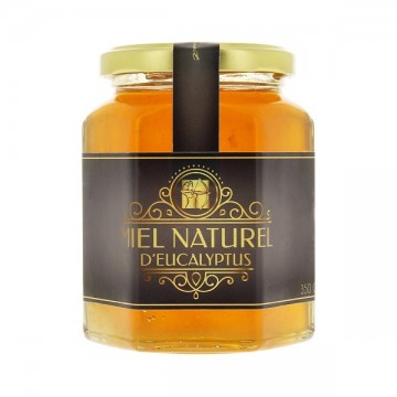 Miel d'Eucalyptus - Maux d'hiver