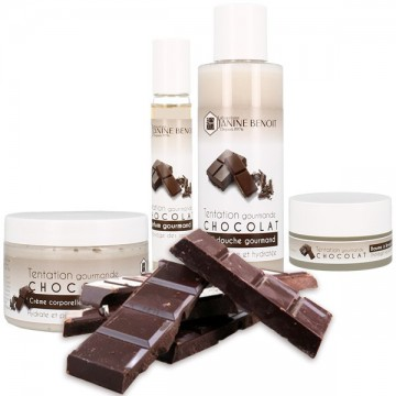 Coffret Tentation Gourmande Chocolat
