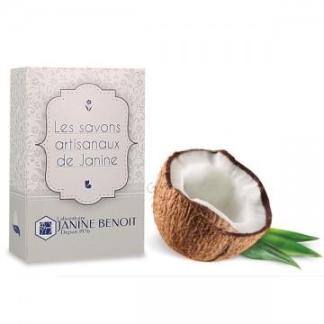 Savon Artisanal Parfum Coco