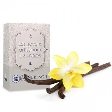 Savon Artisanal Parfumé à la Vanille