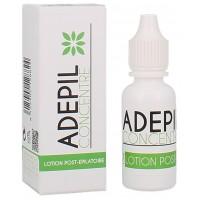 Adepil lotion concentrée - Post-épilation pour éviter la repousse des poils