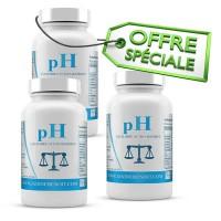 Offre Exceptionnelle Alca-pH 3 Mois - EQUILIBRE ACIDO BASIQUE