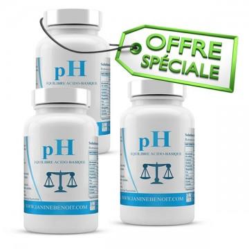 Offre Exceptionnelle pH - 3 Mois de cure