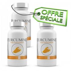 Offre Exceptionnelle Curcumine - 3 Mois de cure