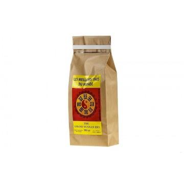 Thé grand Yunnan - Thé noir au goût fumé & boisé