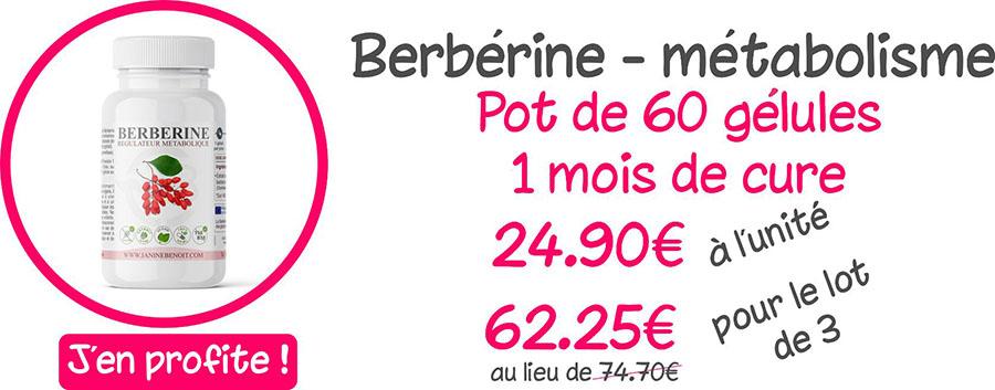 Berbérine
