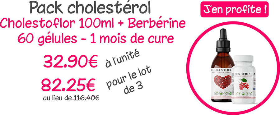 Pack Cholestérol